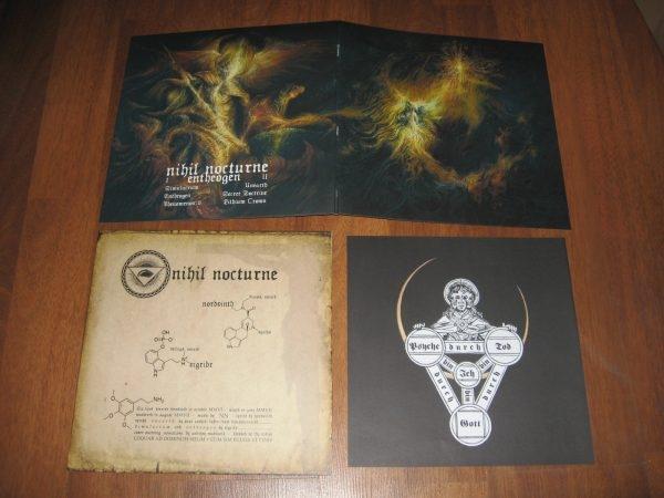 Nihil Nocturne - Entheogen - LP