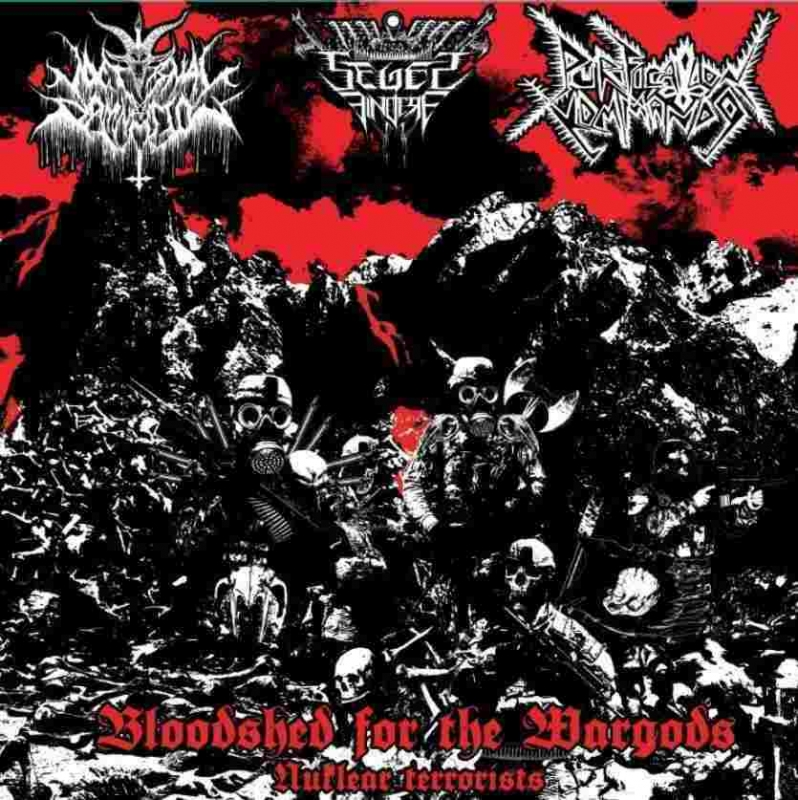 Seges Findere/Purification Kommando/Nocturnal Damnation - LP