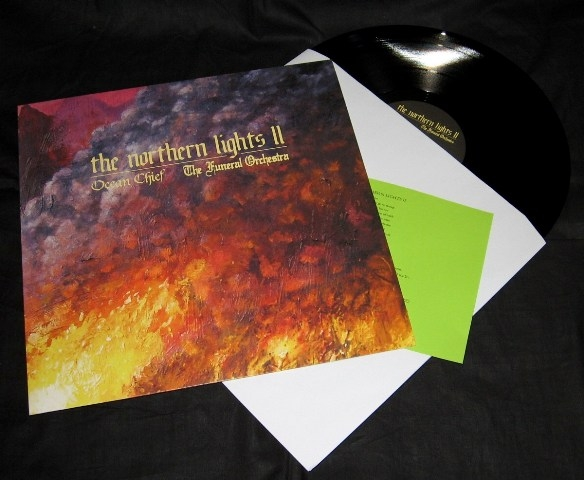 The Funeral Orchestra/Ocean Chief - The Northern Lights II - LP