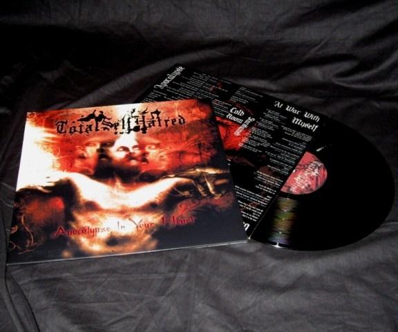 Totalselfhatred - Apocalypse In Your Heart - LP