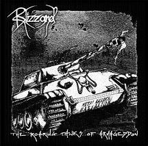 Blizzard - The Roaring Tanks Of Armageddon - CD