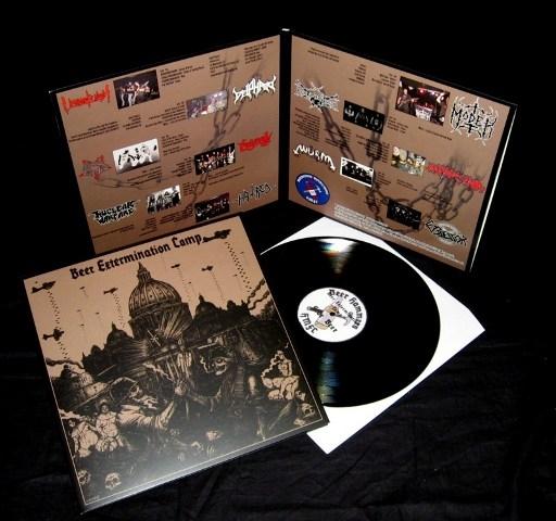 V/A - Beer Extermination Camp - A Beerhammer Compilation - LP