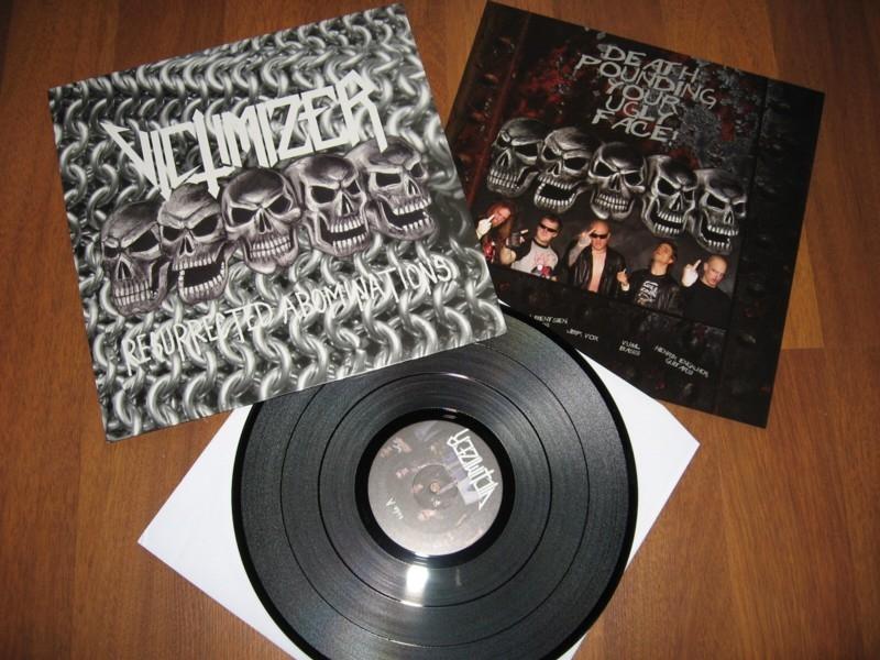 Victimizer - Resurrected Abominations - MLP