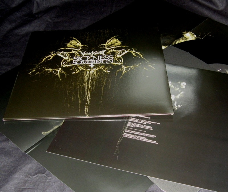 Vorkreist - Sickness Sovereign - LP