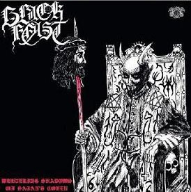 Impurity / Black Feast - Weltering Shadows.... - Split-LP