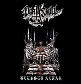 Death Skull - Blessed Altar - EP
