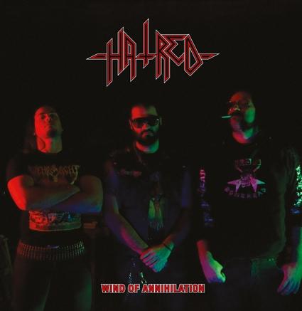 Hatred - Wind Of Annihilation - EP