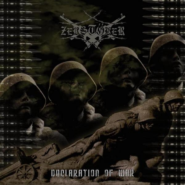 Zerstörer - Declaration Of War - CD