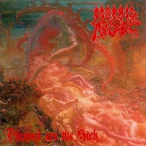 Morbid Angel - Blessed Are The Sick - DigiCD