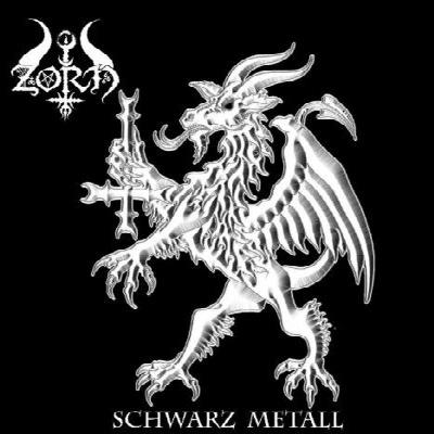 Zorn - Schwarz Metall - LP