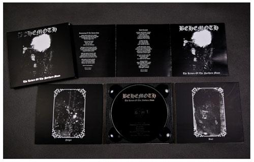 Behemoth - The Return of the Northern Moon - DigiCD