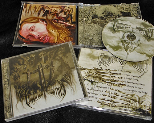 Crucified Mortals - Crucified Mortals - CD