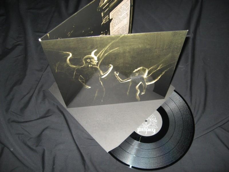 Exordium - In Wrath Principle - LP