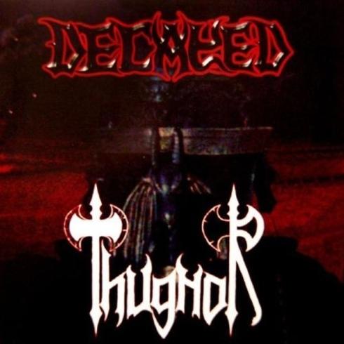 Decayed / Thugnor - Split-CD