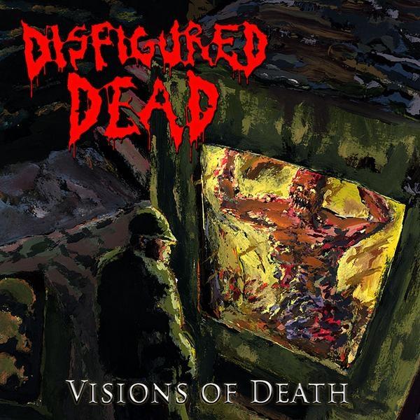 Disfigured Dead - Visions of Death - CD