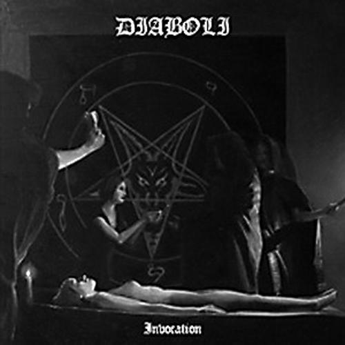 Diaboli - Invocation - CD