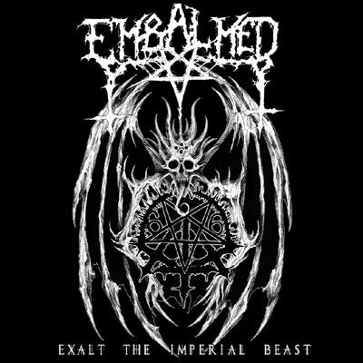 Embalmed - Exalt the Imperial Beast - CD