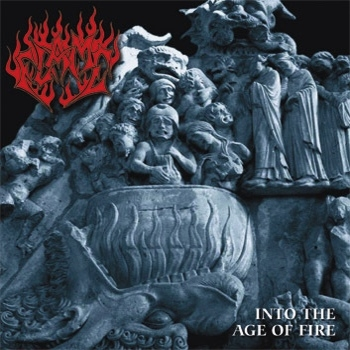Flame - Into the Age of Fire - CD