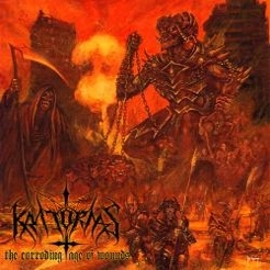 Kratornas - The Corroding Age of Wounds - CD