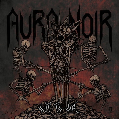 Aura Noir - Out to Die - CD