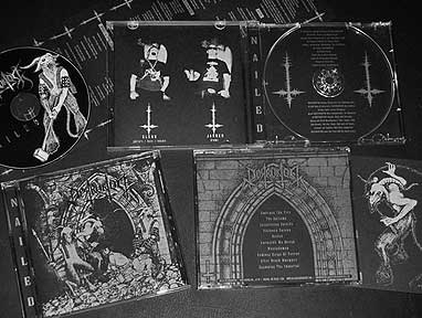 Destruktor - Nailed - CD