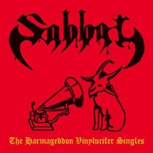 Sabbat - The Harmageddon Vinylucifer Singles - CD