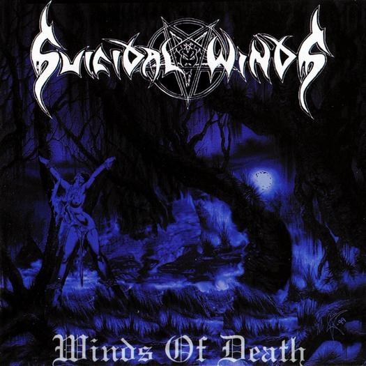 Suicidal Winds - Winds of Death - CD