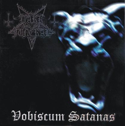 Dark Funeral - Vobiscum Satanas - CD (+Bonus)