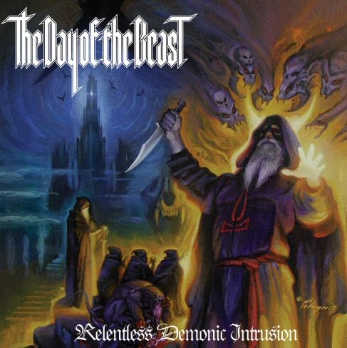 The Day of the Beast - Relentless Demonic Intrusion - CD