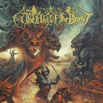 The Day of the Beast - The Day of the Beast - CD