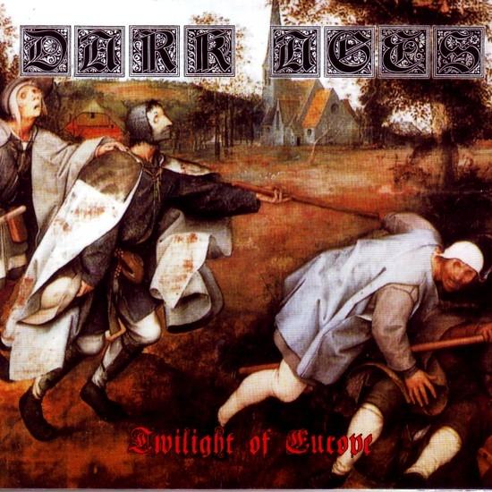 Dark Ages - Twilight of Europe - DigiCD