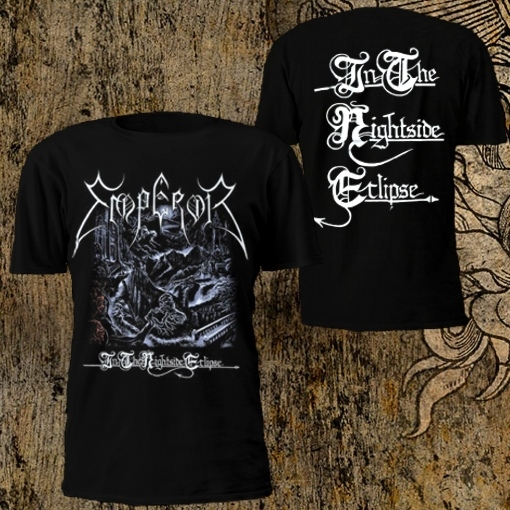 Emperor - In the Nightside Eclipse - T-Shirt
