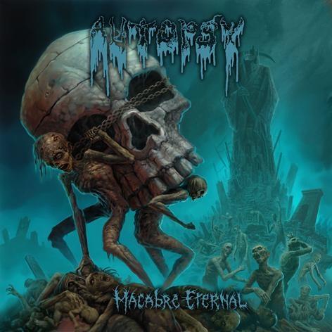 Autopsy - Macabre Eternal - CD