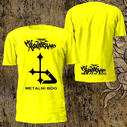 Koldbrann - Metalni Bog - T-Shirt