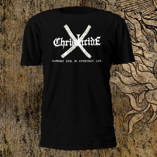 Christicide - Logo - T-Shirt