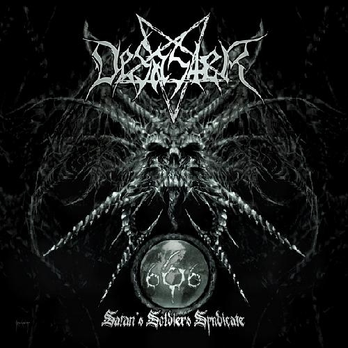 Desaster - Satans Soldiers Syndicate - CD