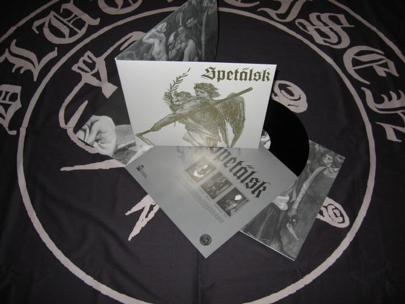 Spetälsk - Spetälsk - LP