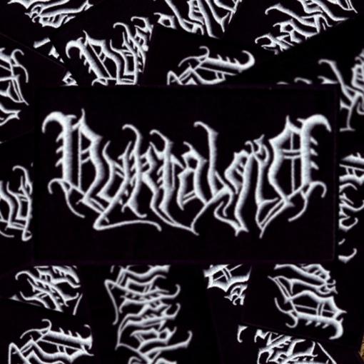 Nyktalgia - Logo - Patch