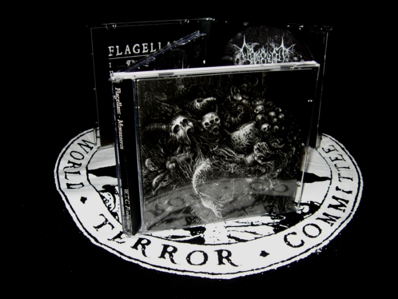 Flagellant - Monuments - CD