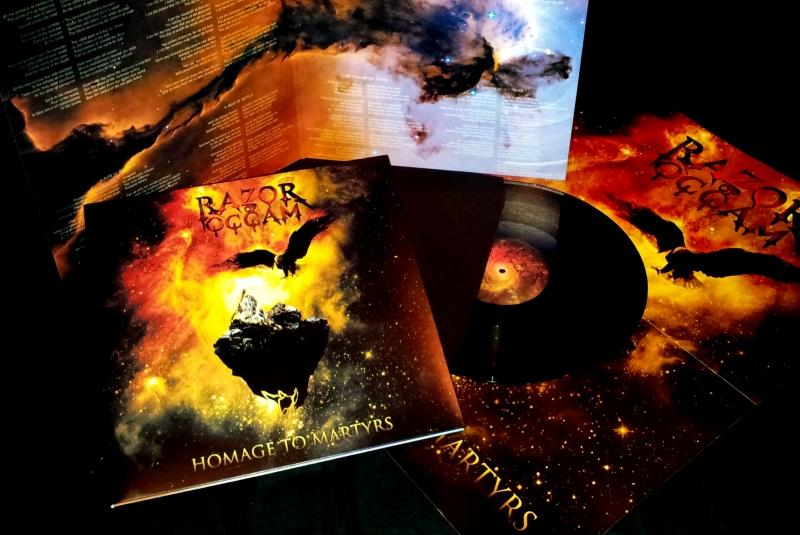 Razor Of Occam - Homage To Martyrs - LP