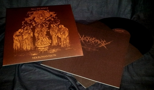 Alchemyst - Nekromanteion - LP