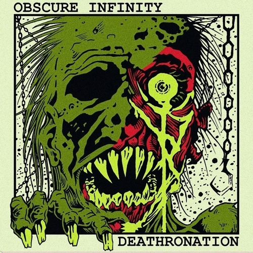 Obscure Infinity / Deathronation - Same - Split-EP
