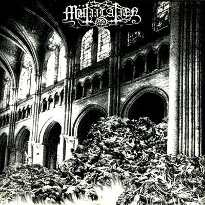 Mütiilation - Remains of a Ruined, Dead, Cursed Soul - CD