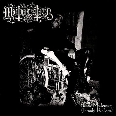 Mütiilation - Black Millenium (Grimly Reborn) - CD