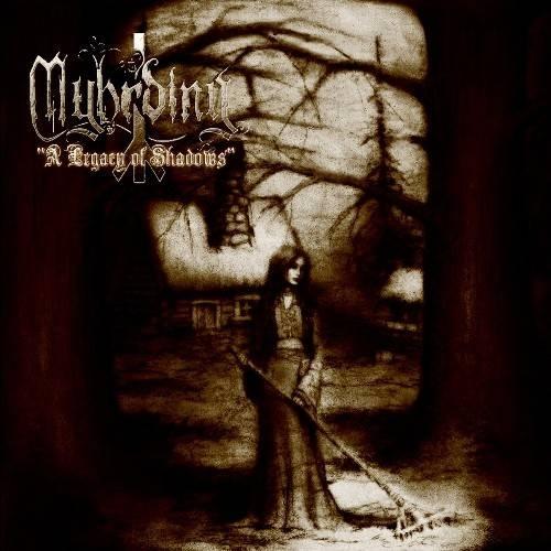 Myhrding - A Legacy of Shadows - CD
