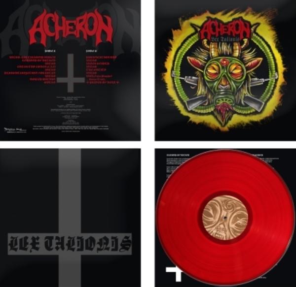 Acheron - Lex Talionis - LP