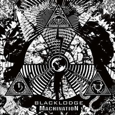 Blacklodge - MachinatioN - DigiCD