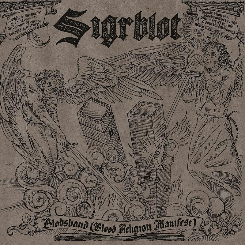 Sigrblot - Blodsband (Blood Religion Manifest) - CD