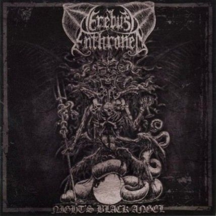 Erebus Enthroned - Nights Black Angel - CD
