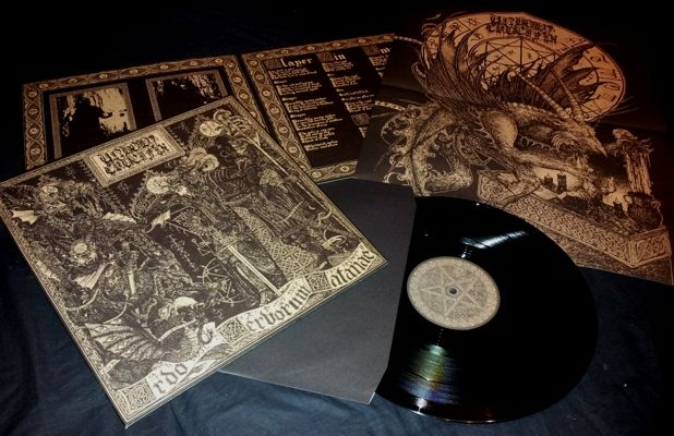 Unholy Crucifix - Ordo Servorum Satanae - LP